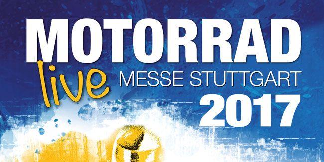 Motorrad live in Stuttgart ab 2017