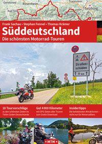 Motorrad-Reiseführer Süddeutschland
