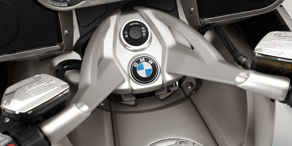 BMW Keyless Ride