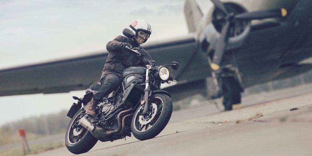 Yamaha XSR700 Ride