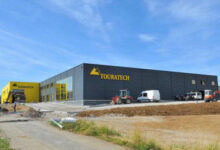 Touratech-Baustelle