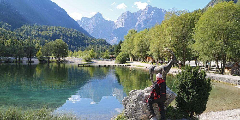 Slowenien: im Triglav Nationalpark