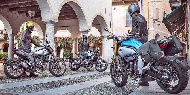 CFMoto Mittelklasse-Motorräder
