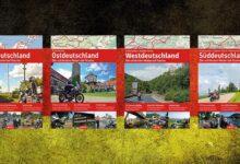 Motorradreisefuehrer Deutschland
