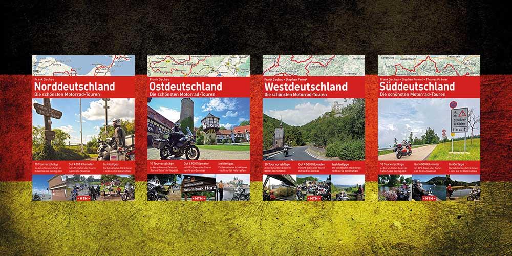 GPS Motorradreisefuehrer