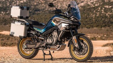 CF-Moto MT800 Adventure