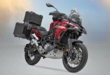 Benelli TRK502X SW-Motech