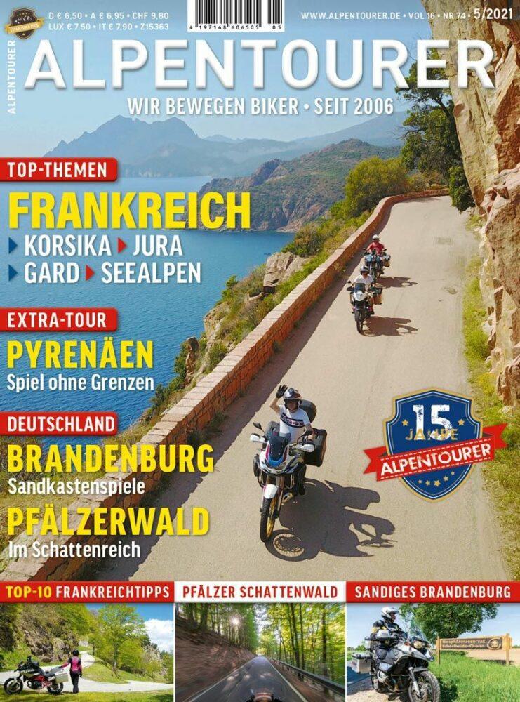 Alpentourer 5/2021